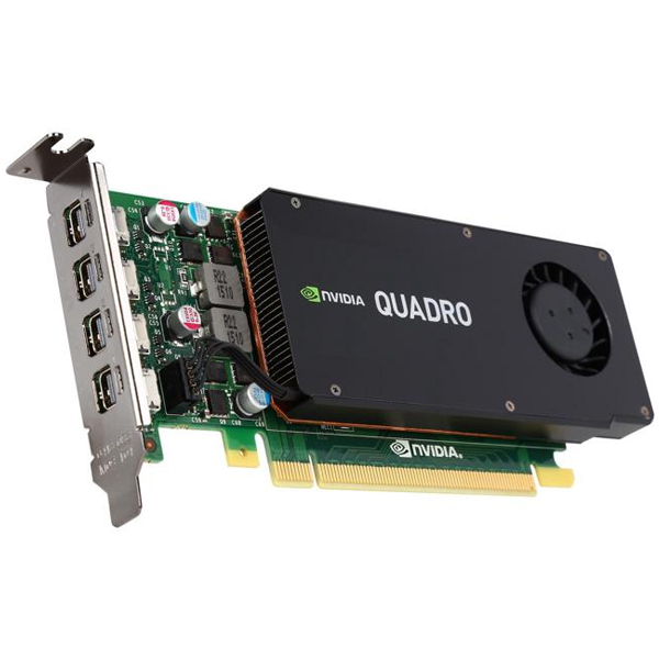 Placa De Video Quadro K1200 4gb Ddr5 128bit