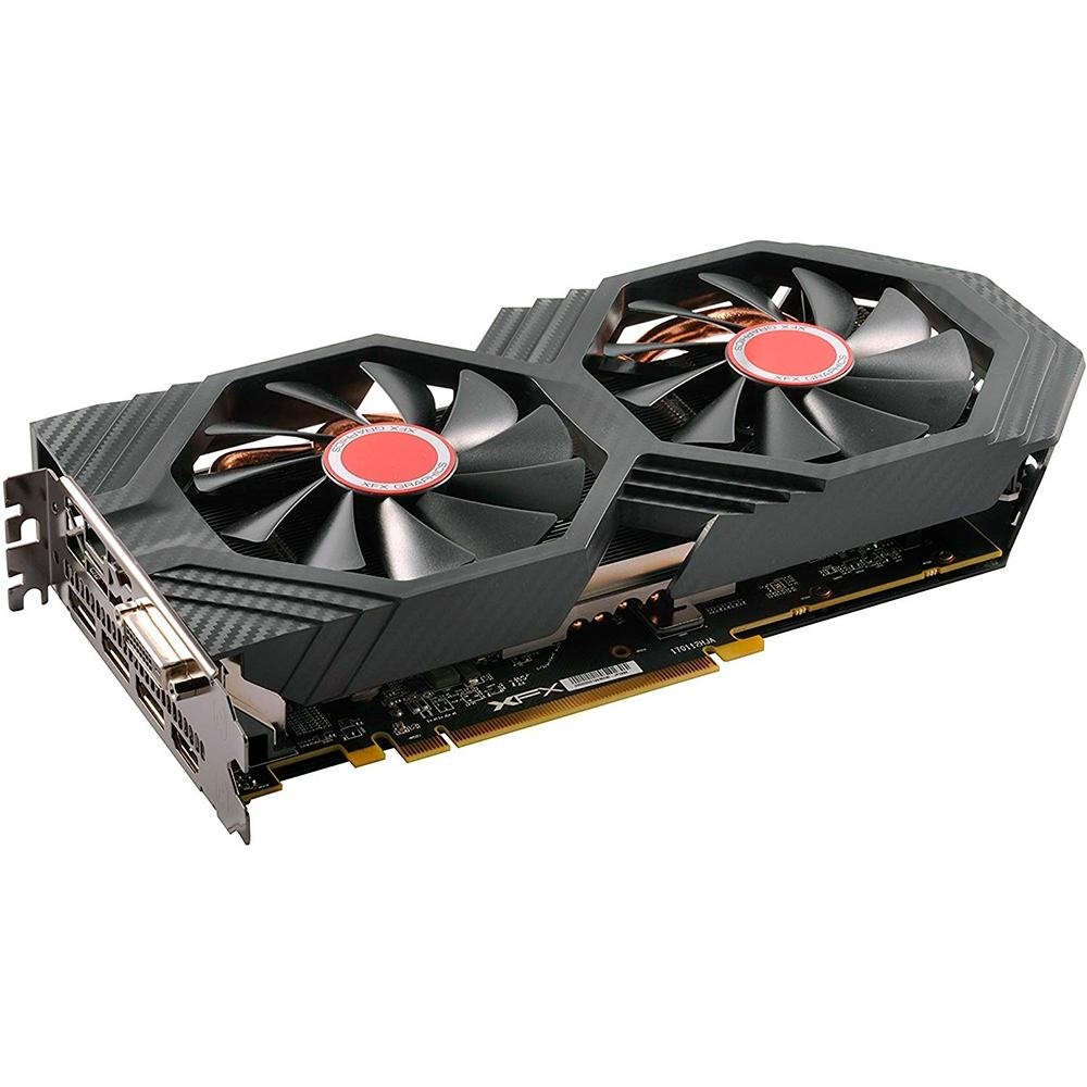 Placa De Video Rx 580 8gb 256 Bits Ddr5 1386mhz Oc+ Rx-580p828d6