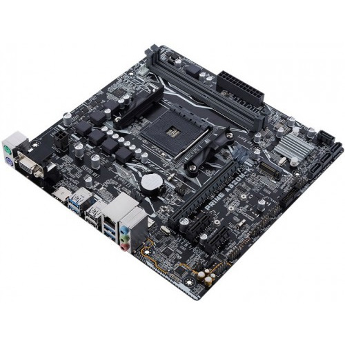 Placa Mae Amd Am4 Prime A320m-k Ddr4 Asus