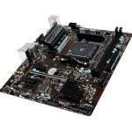 Placa Mae Amd Am4 A320 A320m Pro-vh Plus Vga/hdmi/ddr4 Msi