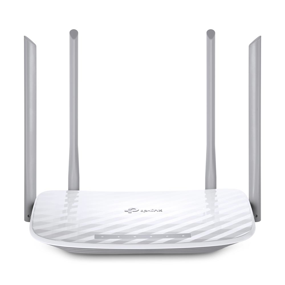 Roteador Wireless 1200mbps 4 Antenas Dualband Archer C50 Ac1200 Tplink