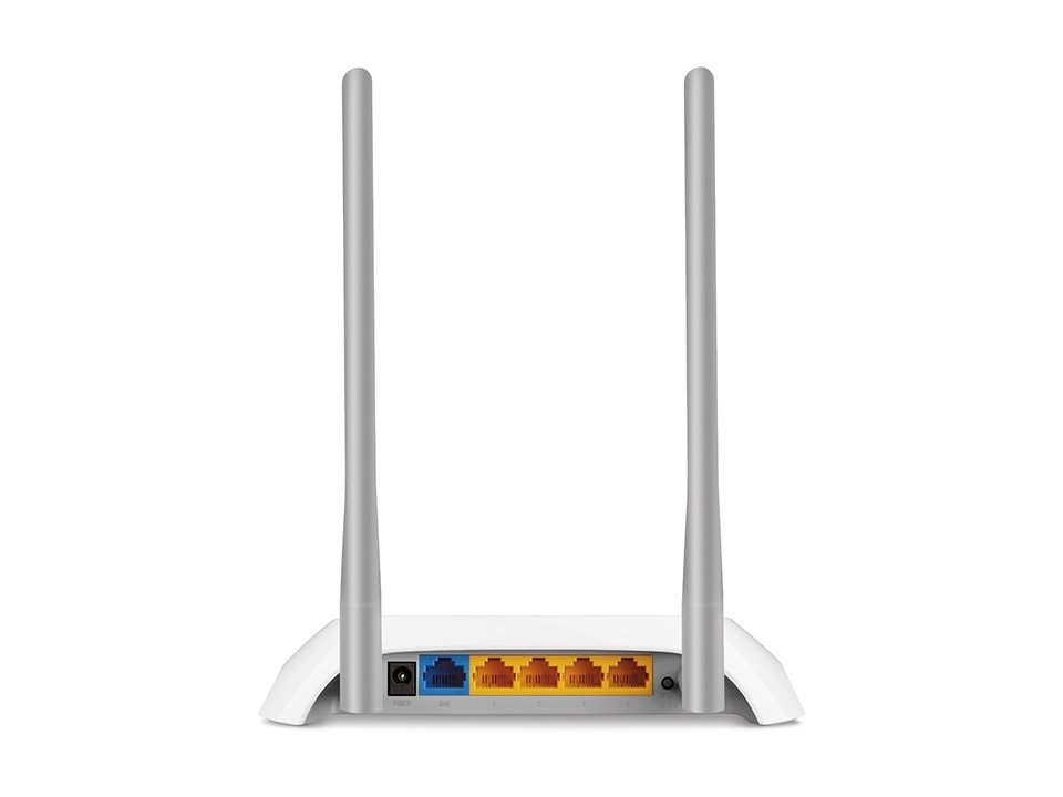 Roteador Wireless N300 300 Mbps Tl-wr840nw Tp-link