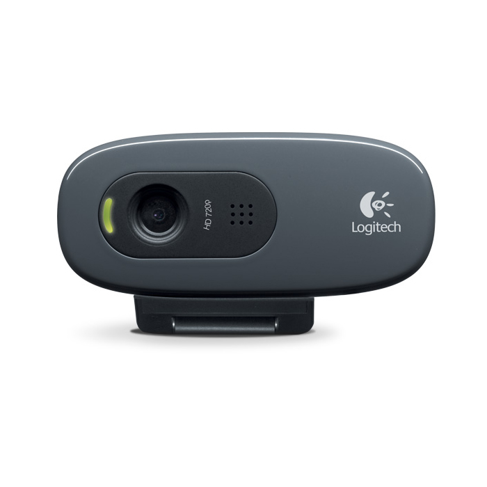 Webcam 3mp Hd 720p C270 Logitech