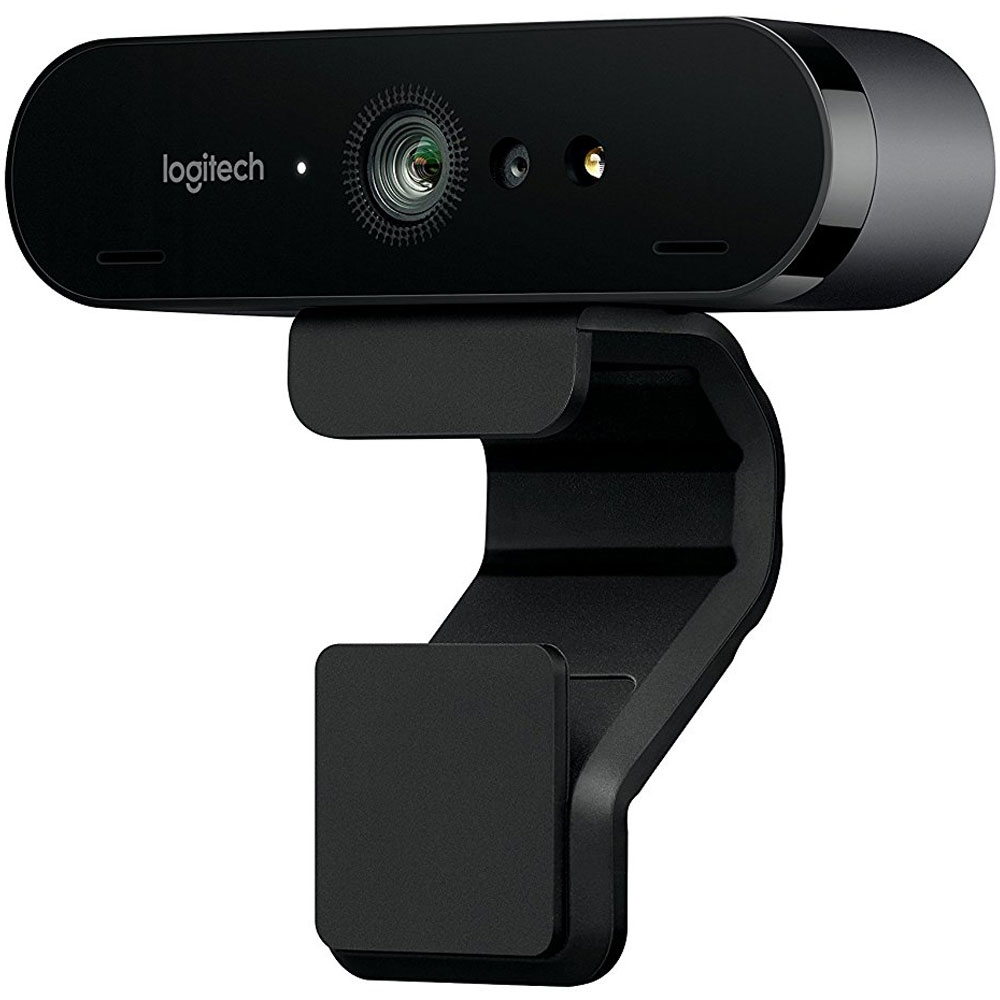 Webcam Ultra Hd 4k Brio Videoconferencia Logitech